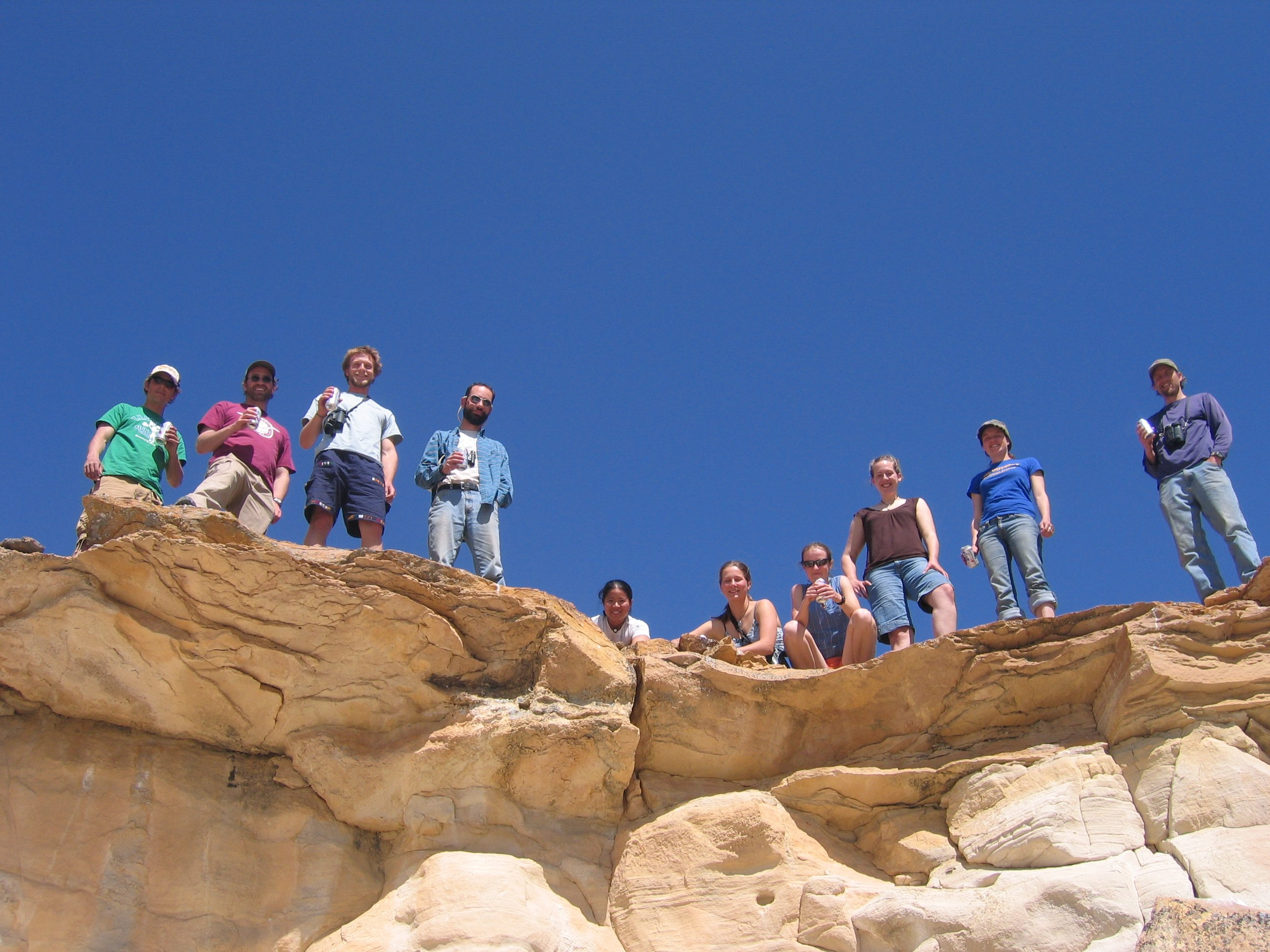 Monument rocks, 2007