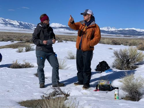 Sage-grouse Research & Chicken Camp Photos